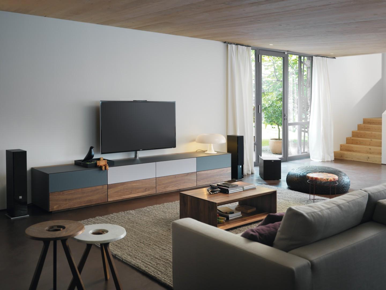 meuble tv cubus pure